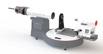 Optikos' LensCheck™ Quality Control System