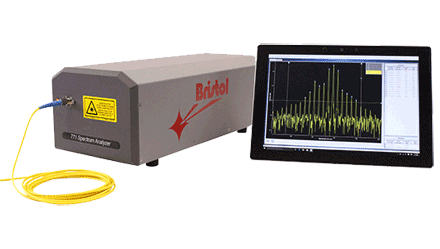 Bristol  Instruments 771 Series Laser Spectrum Analyzer