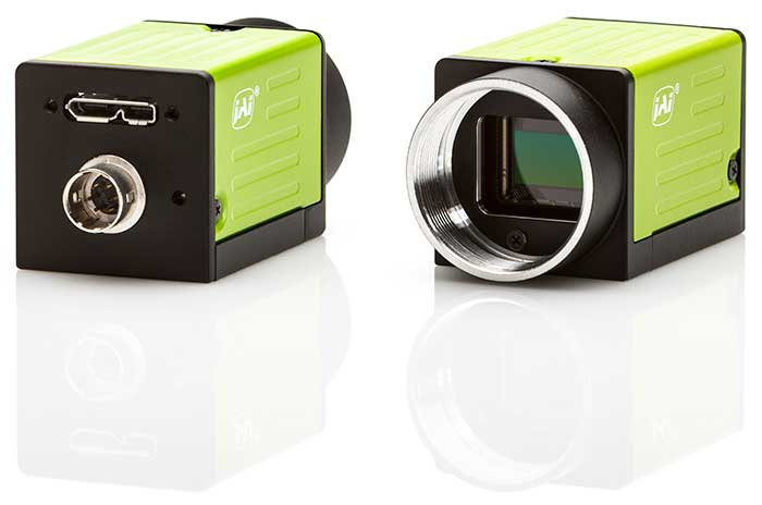 Small Industrial Cameras
