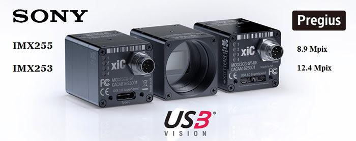 USB3 Cameras