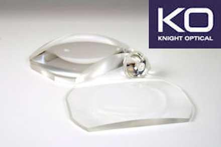 Knight Optical Diamond-Turned Aspheric Lenses
