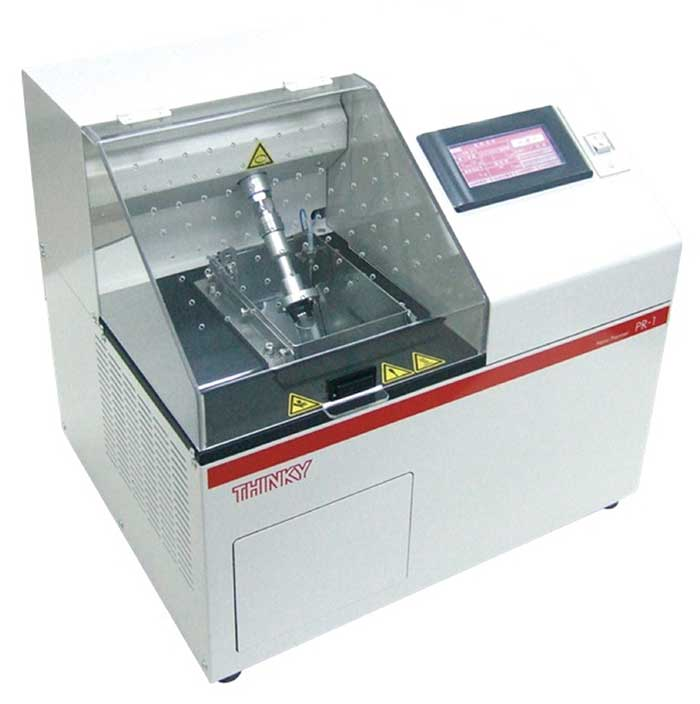 Nanoparticle Dispersion Machine