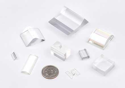 Polymer Optics Perfected