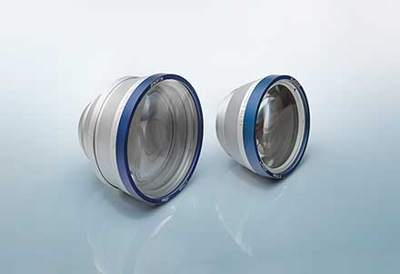 Fused Silica F-Theta Lenses