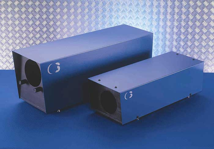 Motorized Beam Expanders