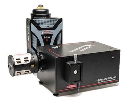 Versatile High-Res Spectrograph