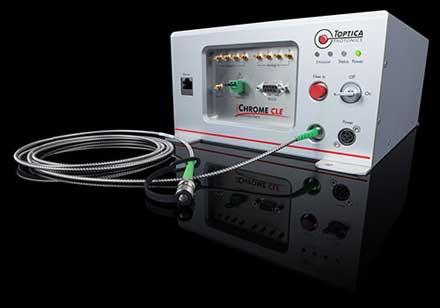 Toptica's Multi-Laser Engine-iChrome CLE