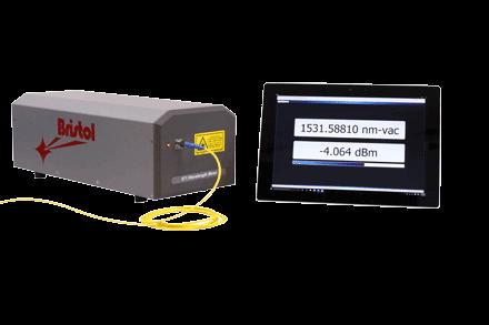 671 Series Laser Wavelength Meter