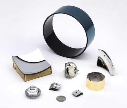 Custom Polymer Optics