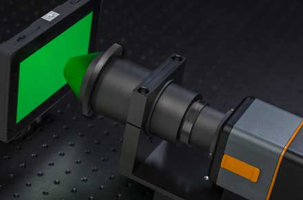 Radiant Vision Systems, Test & Measurement - Conoscope Lens for Viewing Angle