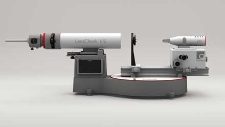 Optikos Corporation - LensCheck™ Quality Control System