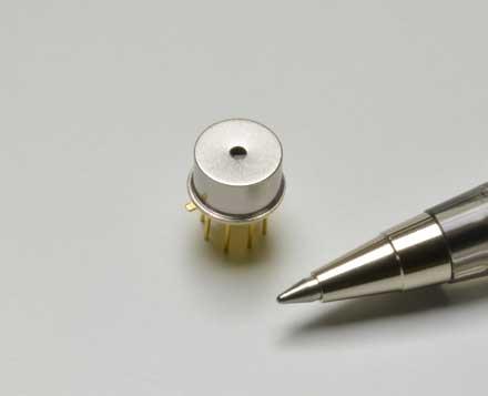 Hamamatsu MEMS-FPI Sensors