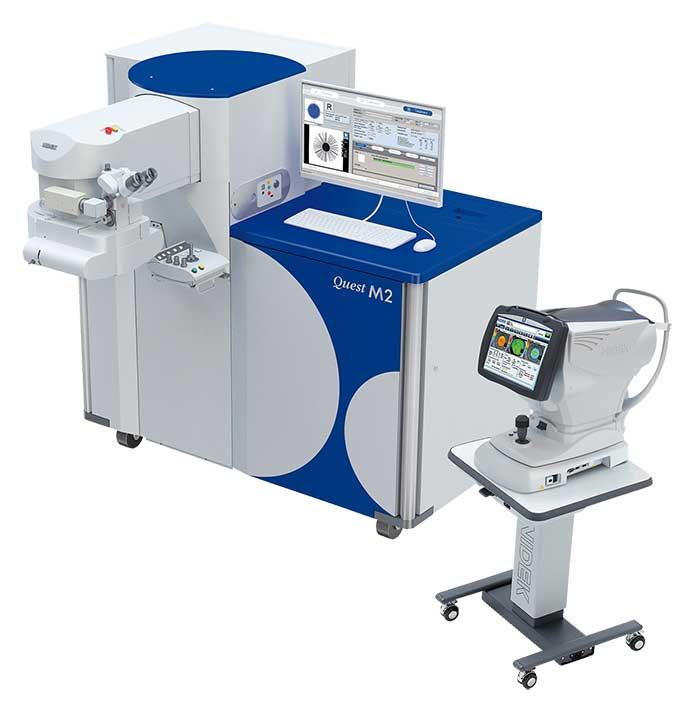 Excimer Laser Vision System