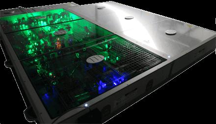 Laser Quantum's venteon OPCPA