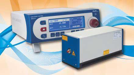Tunable MIR External Cavity Laser