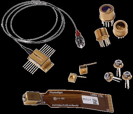 Precision DBR Laser Diodes