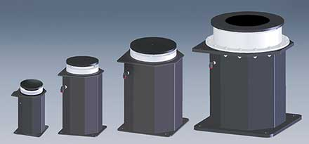 Micro-g<sup>®</sup> Vibration Isolators