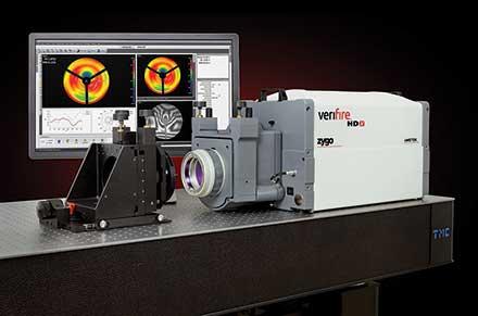 Ultra-High Resolution Interferometer