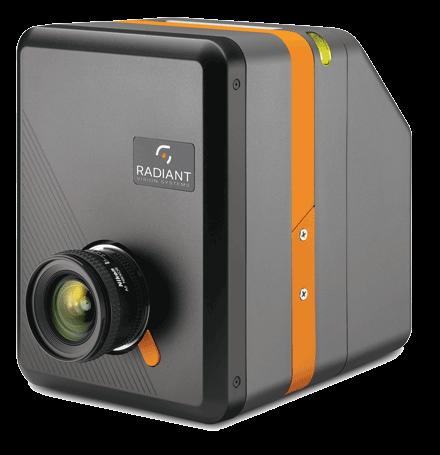 Radiant Vision Systems, Test & Measurement - 29-Megapixel Imaging Colorimeter