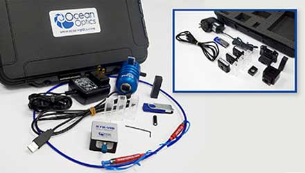 Spectral Sensing Education Kit