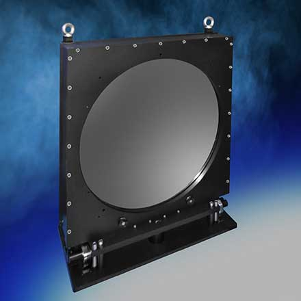 Mounted Reference Flat Mirror