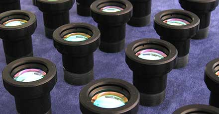 Optimized Bespoke IR Lenses