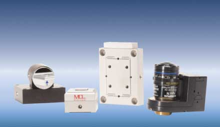 Piezo Nanopositioning Systems