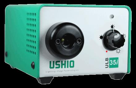 USHIO America Inc. - MIDORI™ ULB-35i Fiber-Optic LED Light Source