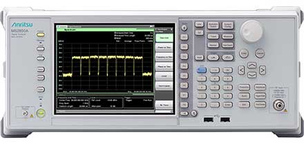 Signal Analyzer Analysis Options
