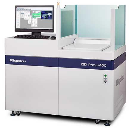 Sequential Wavelength Dispersive Fluorescence Spectrometer