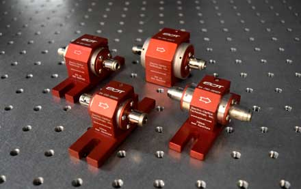 Tornos Series Optical Isolators