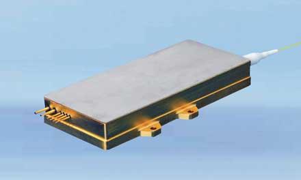 High Brighness Fiber-coupled Diode Laser