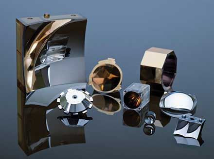 Custom Injection Molded Optics