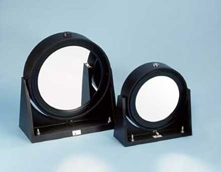 Large-Diameter Mirror Mounts