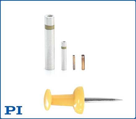 Piezoelectric Micro-Tubes