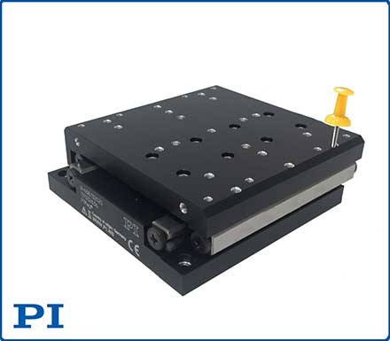 Linear Motor Stage Pi Physik Instrumente Lp Air