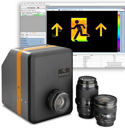 Radiant Vision Systems' Imaging Colorimeters