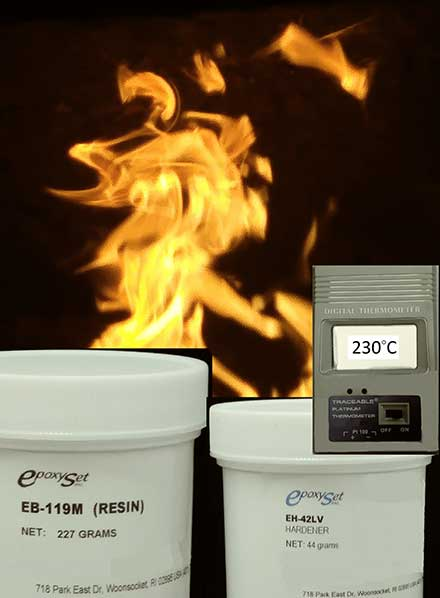 High-Temperature Epoxy