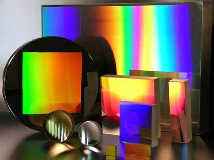 Precision Replicated Mirrors