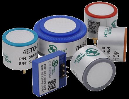 Ammonia Electromechanical Sensors