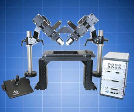 Applied Scientific Instrumentation Inc. - Dual Light Sheet Microscopy