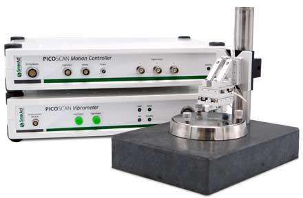 PICOSCAN Laser-Scanning Vibrometer