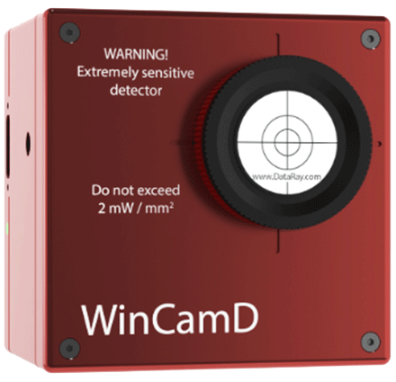WinCamD-IR-BB MWIR/FIR Beam Profiler