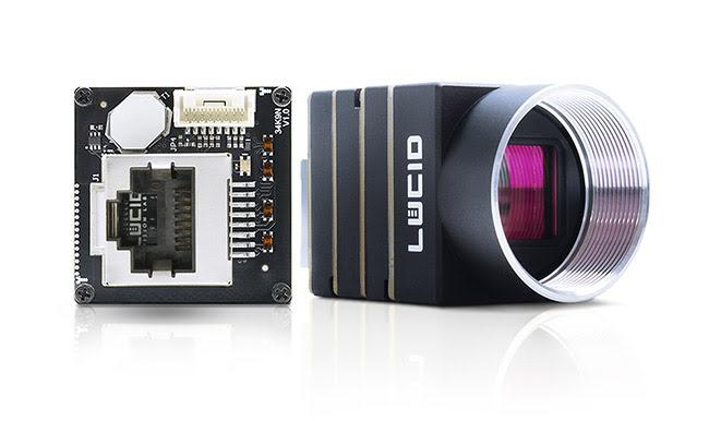 20-MP CMOS Camera
