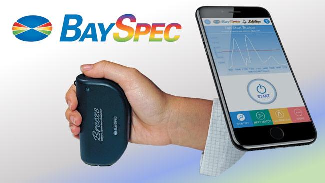 BreezeTM Palm Chemical Sensor