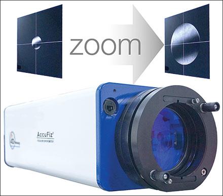 4D Technology Corporation - Continuous-Zoom AccuFiz