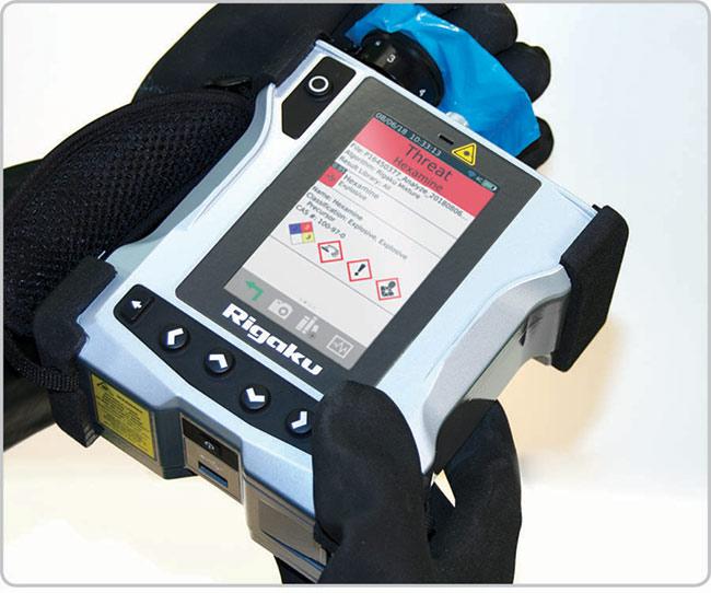 Raman Handheld Analyzer
