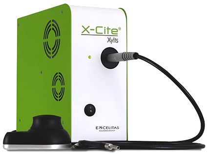 NEW: X-Cite XYLIS LED Illuminator