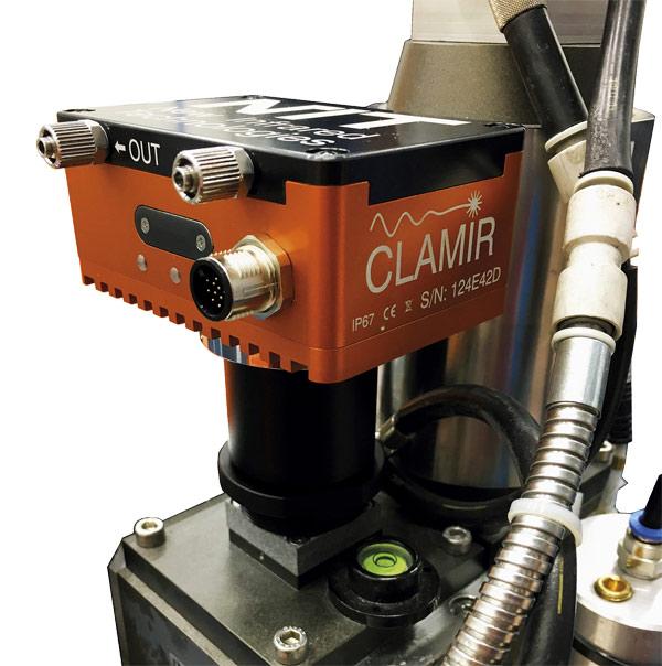 CLAMIR - Laser Control for LMD & Cladding