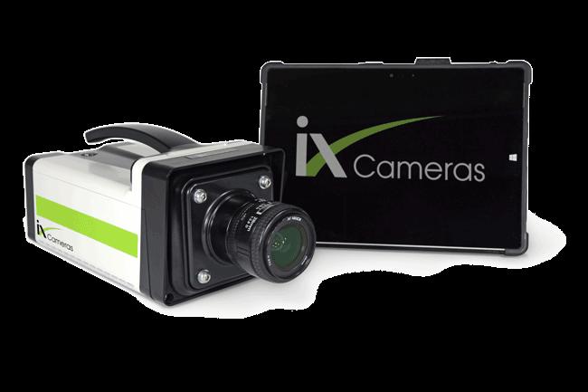 iX Cameras Inc. - i-SPEED 5 Series from iX Cameras